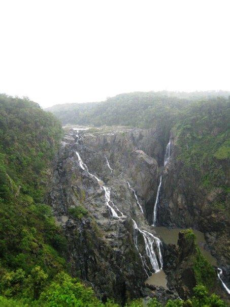 Kuranda Barron Falls
